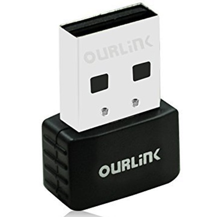 Ourlink AC600 Wireless Drivers