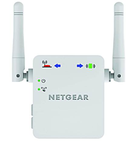 Netgear EX2700 - N300 WiFi Range Extender Essentials Edition